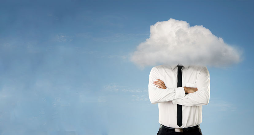 Don't be clouded by Cloud image